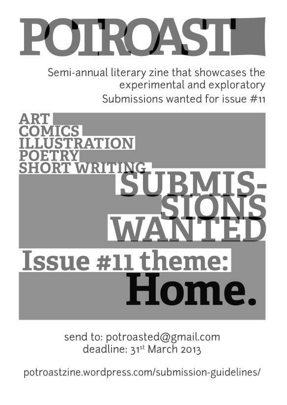 potroast 11 sub poster a5