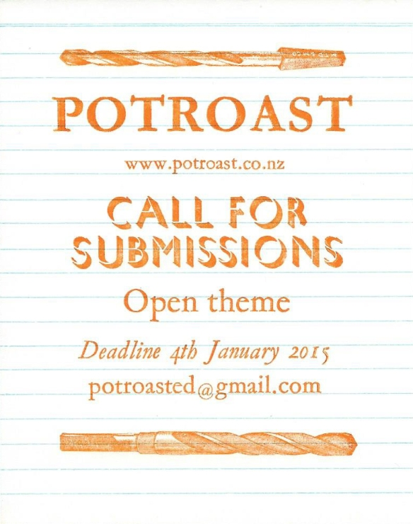 Call for Submissions Potroast